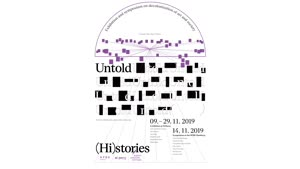 Thumbnail - Symposium: Untold (Hi)stories, 1st panel