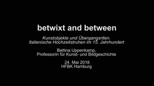Thumbnail - betwixt and between - Prof. Dr. Bettina Uppenkamp