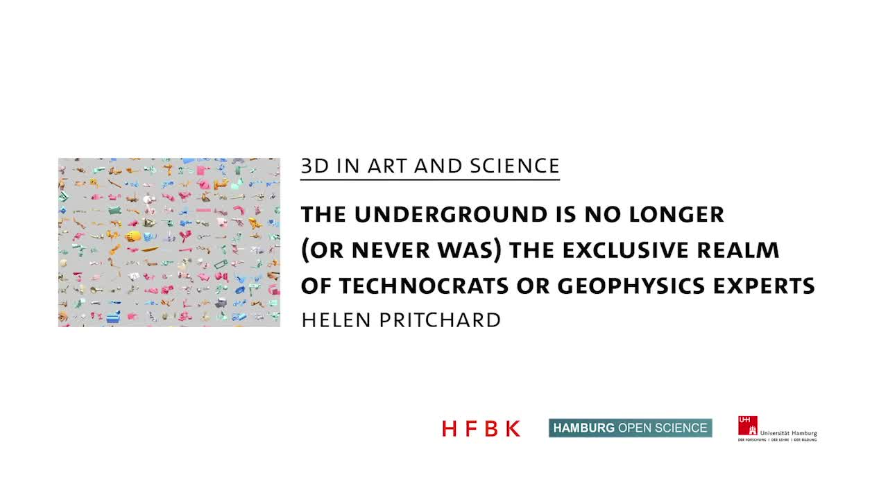 Thumbnail - 3D in Art and Science: Helen Pritchard