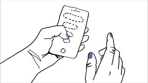 Thumbnail - Podcast: Mute/Unmute #5 - Saskia Ackermann on feminist public sphere