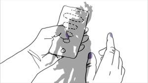 Vorschaubild - Podcast Mute/Unmute #10 - Eve Larue on Daphné