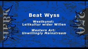 Thumbnail - Westkunst: Leitkultur wider Willen - Festvortrag von Beat Wyss