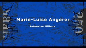 Thumbnail - Marie-Luise Angerer: Intensive Milieus
